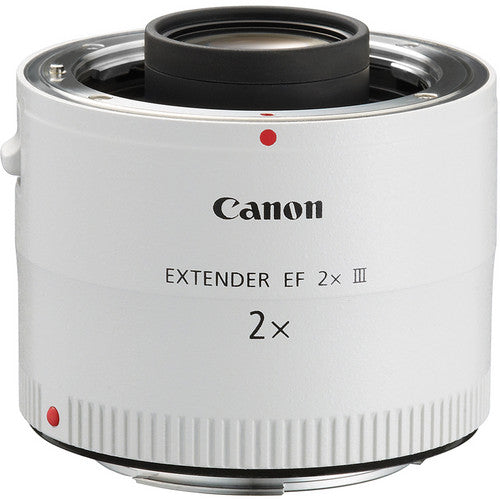 Canon Extender EF 2X III with Essential Striker Bundle: Includes – Cleaning Kit and Wipe.