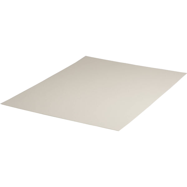 "Archival Methods 97-203 Pearl White Conservation Mat Board 2 Ply | 11 x 14"" - 25 Pack"