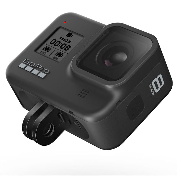 GoPro HERO8 Black Action Camera w/ GoPro Sports Kit and 32GB Memory Card