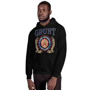 Grunt A Fine American Soldier Pullover