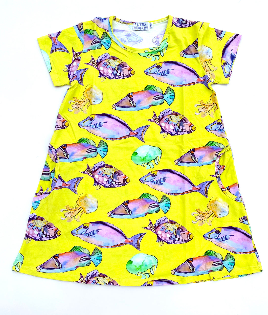 Big Fish 2.0 Dress