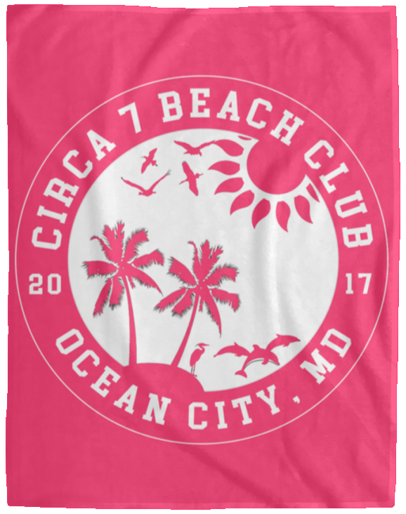 Circa 7 Beach Club Blanket - 60x80