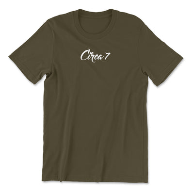 Circa 7 Signature Private Stock Tee - 10/07/2019