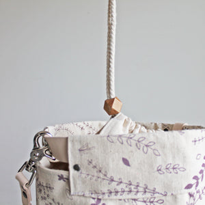 Maker Bucket Bag with Adjustable Strap (3 Style Options)