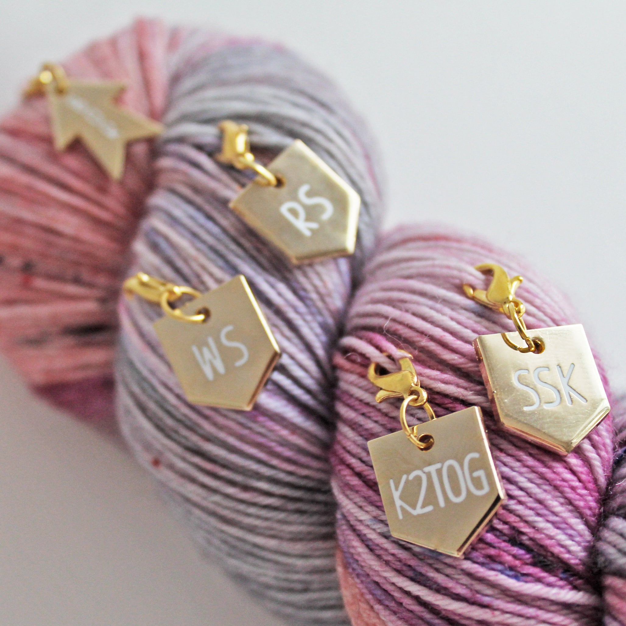 Knitter's Helpers Progress Keepers/ Stitch Markers (MINI SETS)