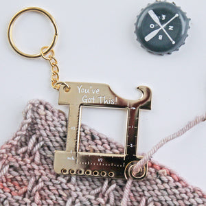 'You've Got this!' Keychain Multi Tool