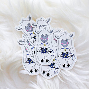 Sheep Russian Doll Vinyl Sticker