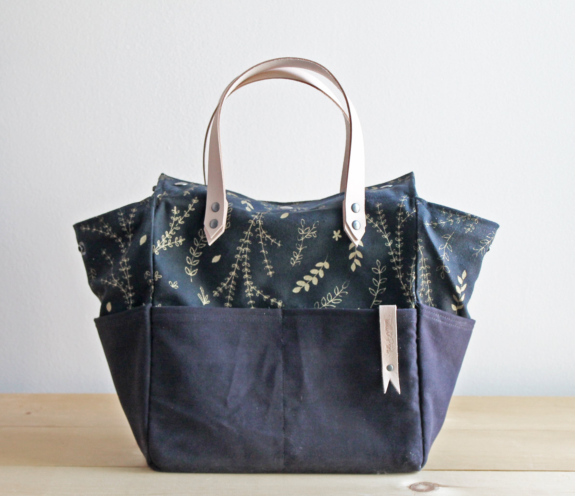 Classic Project Bag (4 Styles)