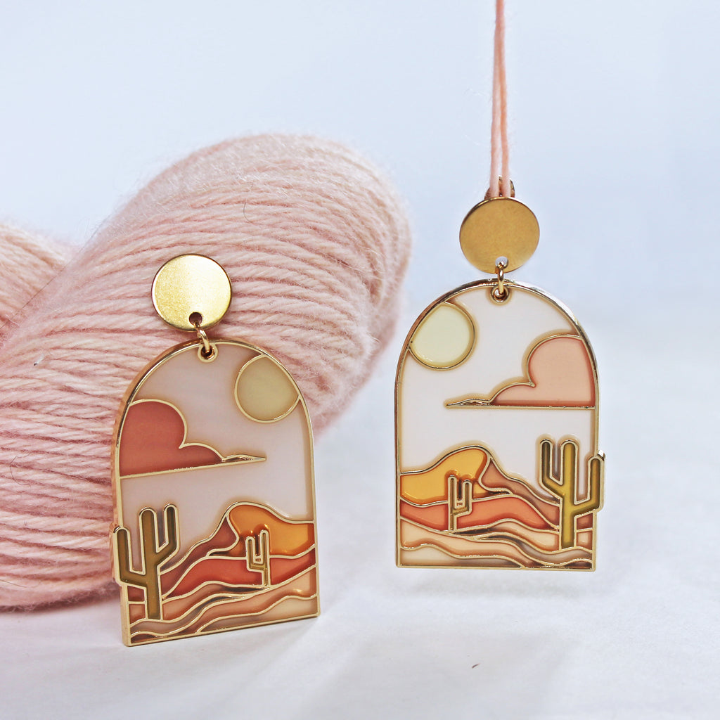 Desertscape Earrings