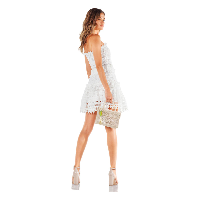 Waimari Vallarta Lace Skirt