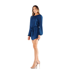 Montrôse Blue Zarah Dress