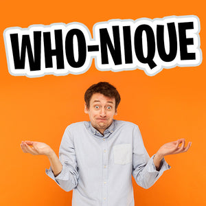 Box of Fun: Who-nique
