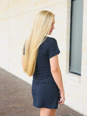 The Zoe Dress - Black