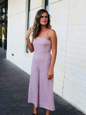 Blush Jumpsuit