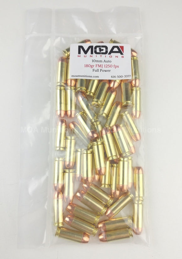 10Mm Auto 180 Grain Rnfp Ammunition