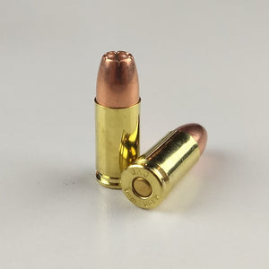 9mm Luger 124 Grain Speer Bonded Hollow Point