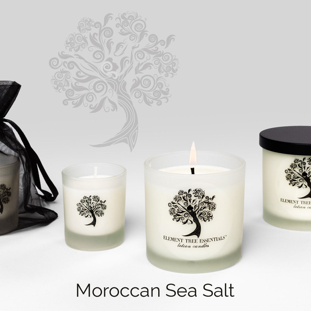 Candle - Moroccan Sea Salt