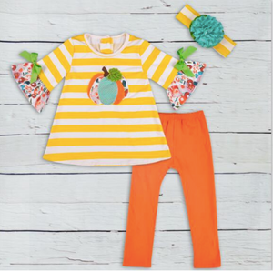 Pumpkin Patch Boutique Set