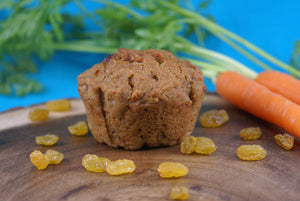 Carrot Cake Muffin - Vegan