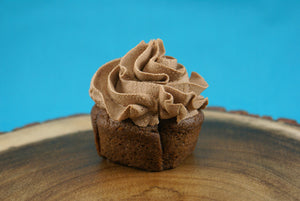 Chocolate Chocolate Cupcake - Vegan