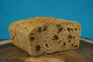 Cinnamon Raisin Sourdough Loaf
