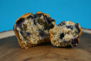 Maple Blueberry Muffin (v)