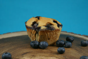 Maple Blueberry Muffin