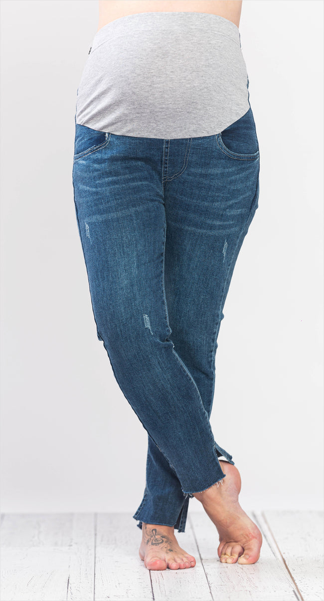 Jeans maternité skinny ( ankle jeans)