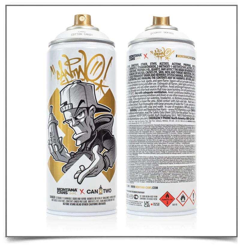 Montana Limited Edition Collectors Spray Paint