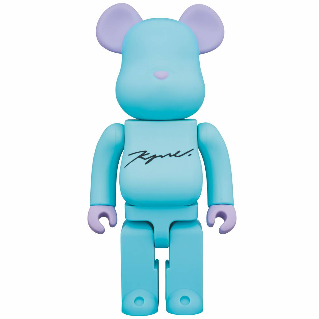 Kyne 1000% Bearbrick by Medicom Toy