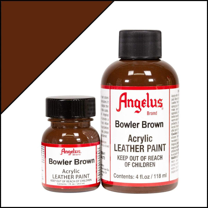 Bowler Brown Angelus Leather Paint