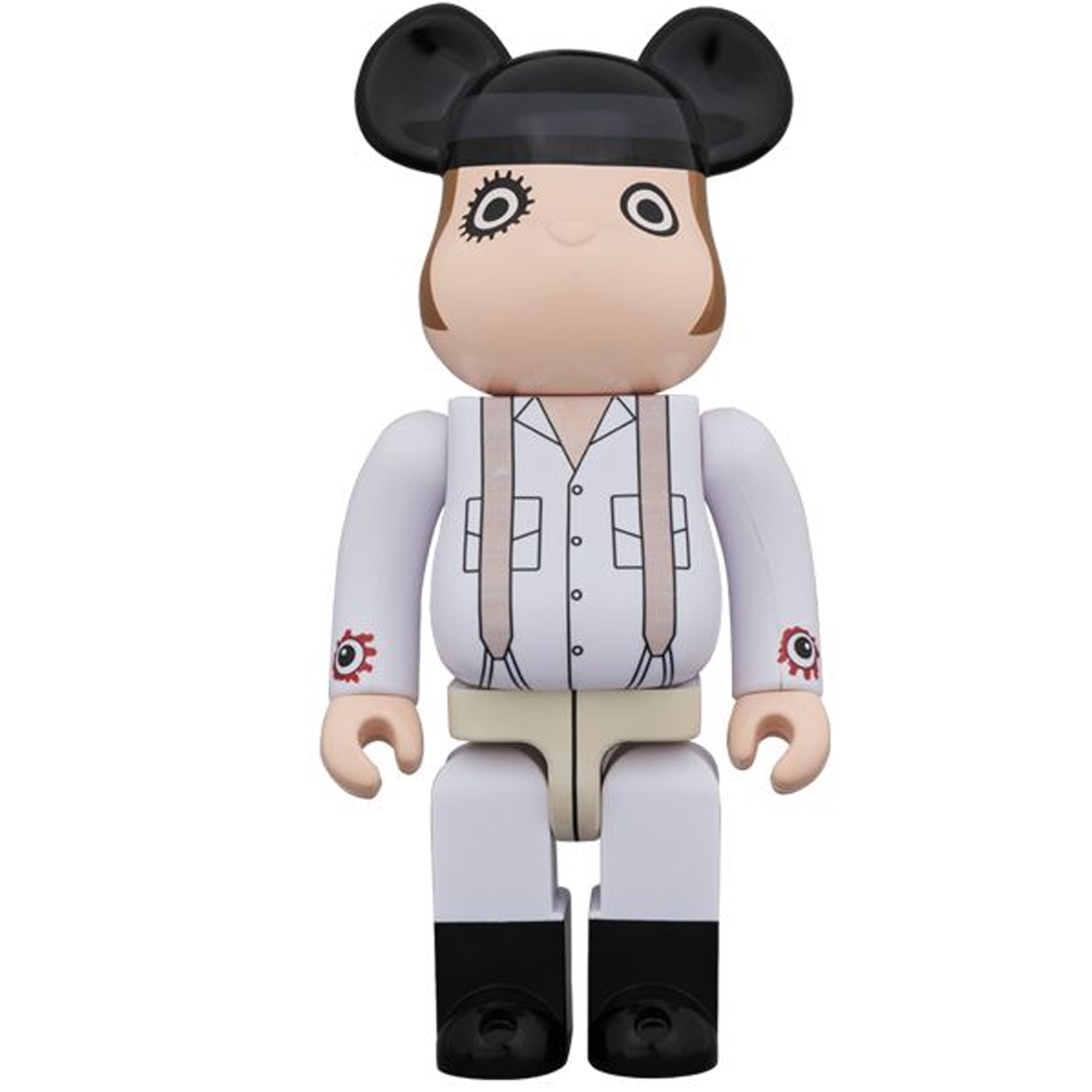 A Clockwork Orange Alex Delarge 1000% Bearbrick by Medicom Toy