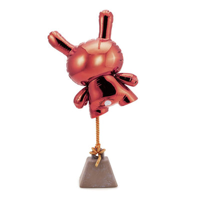 Red Balloon 8-Inch Dunny Toy Figure by Wendigo Toys x Kidrobot