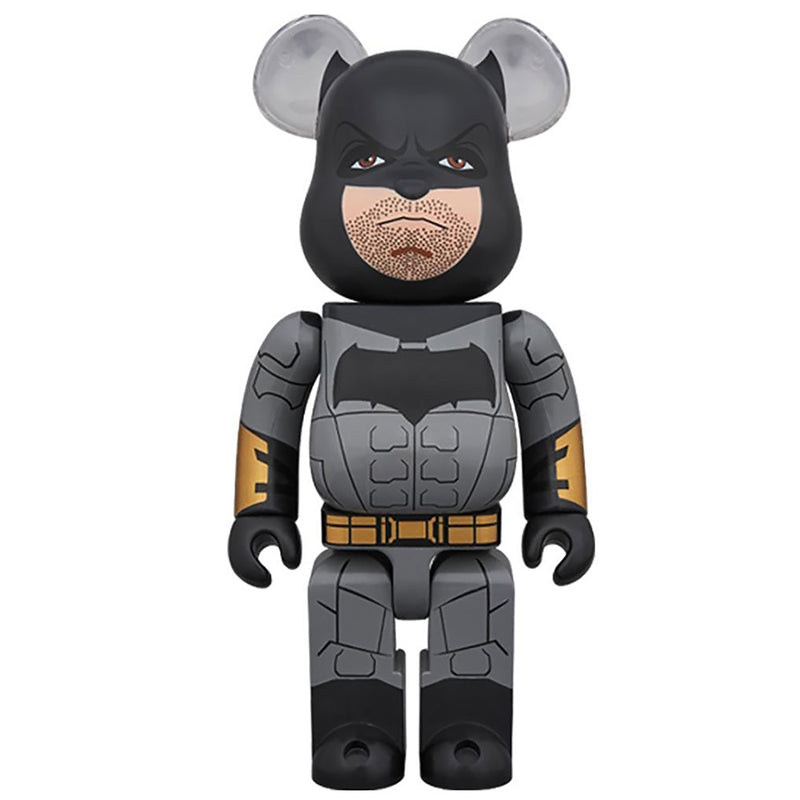 Justice League Batman 1000% Bearbrick by Medicom Toy