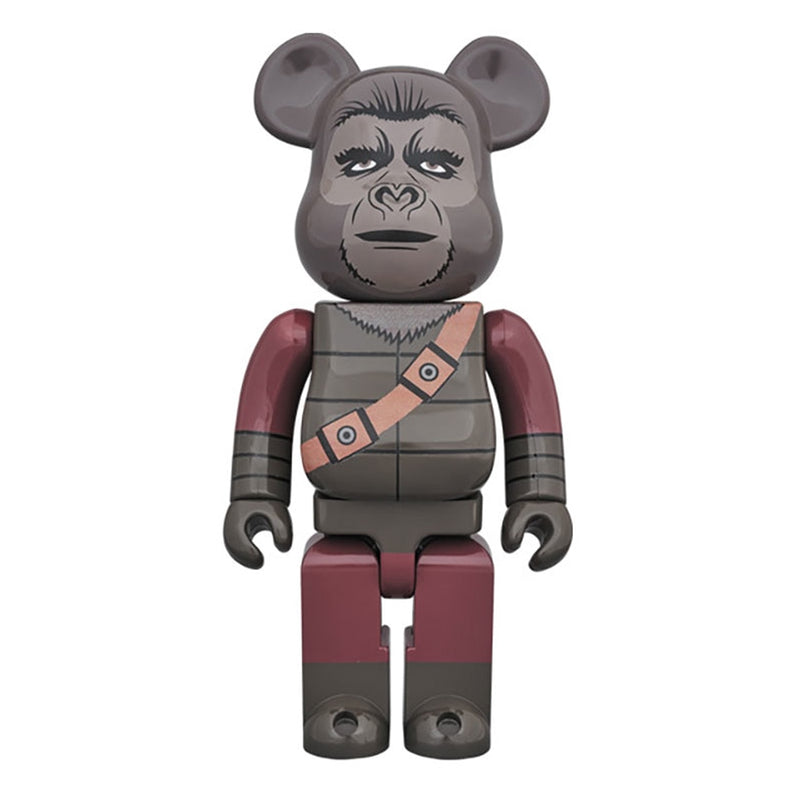 Beneath The Planet Of The Apes Soldier Ape 400% BEARBRICK by Medicom Toy