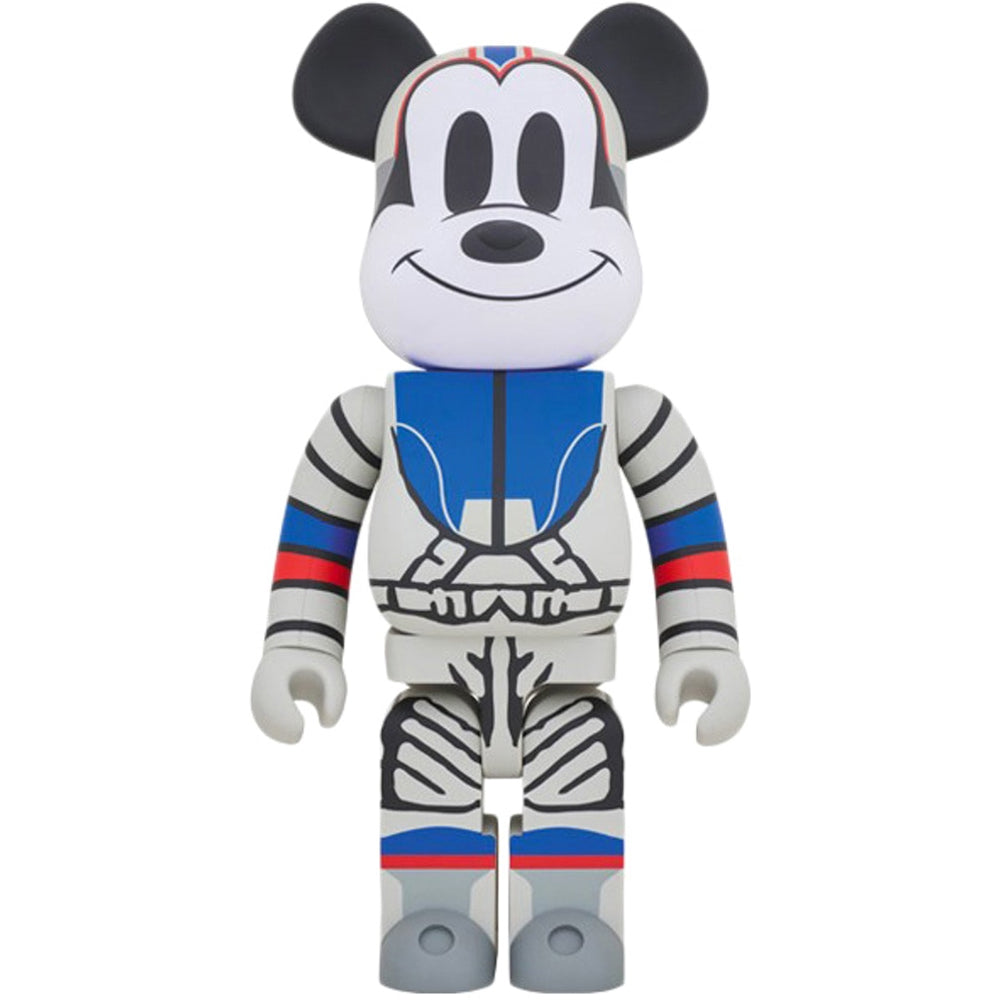 Billionaire Boys Club Mickey Mouse 1000% Bearbrick by Medicom Toy