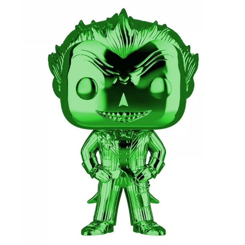 Metallic Green The Joker Funko Pop Special Edition