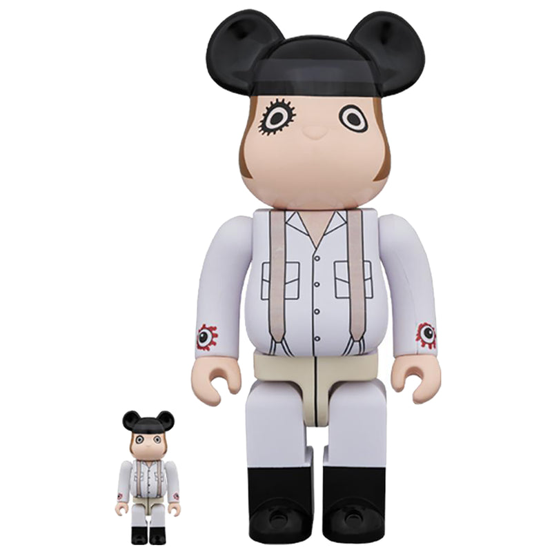 Alex Delarge A Clockwork Orange 100% * 400% Bearbrick Set