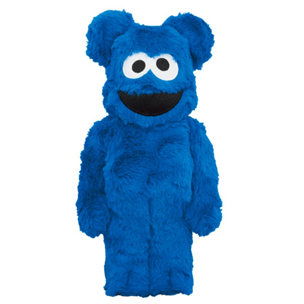 Cookie Monster Costume 400% BEARBRICK by Medicom Toy