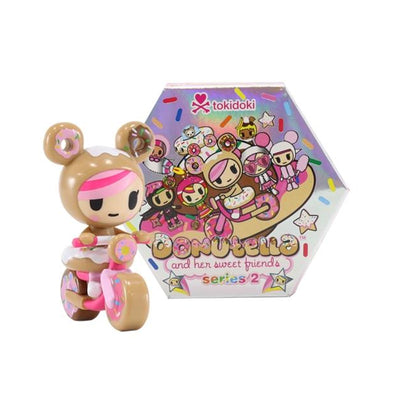 Donutella and her Sweet Friends Blind Box Mini Figures Series 2 by TOkidoki
