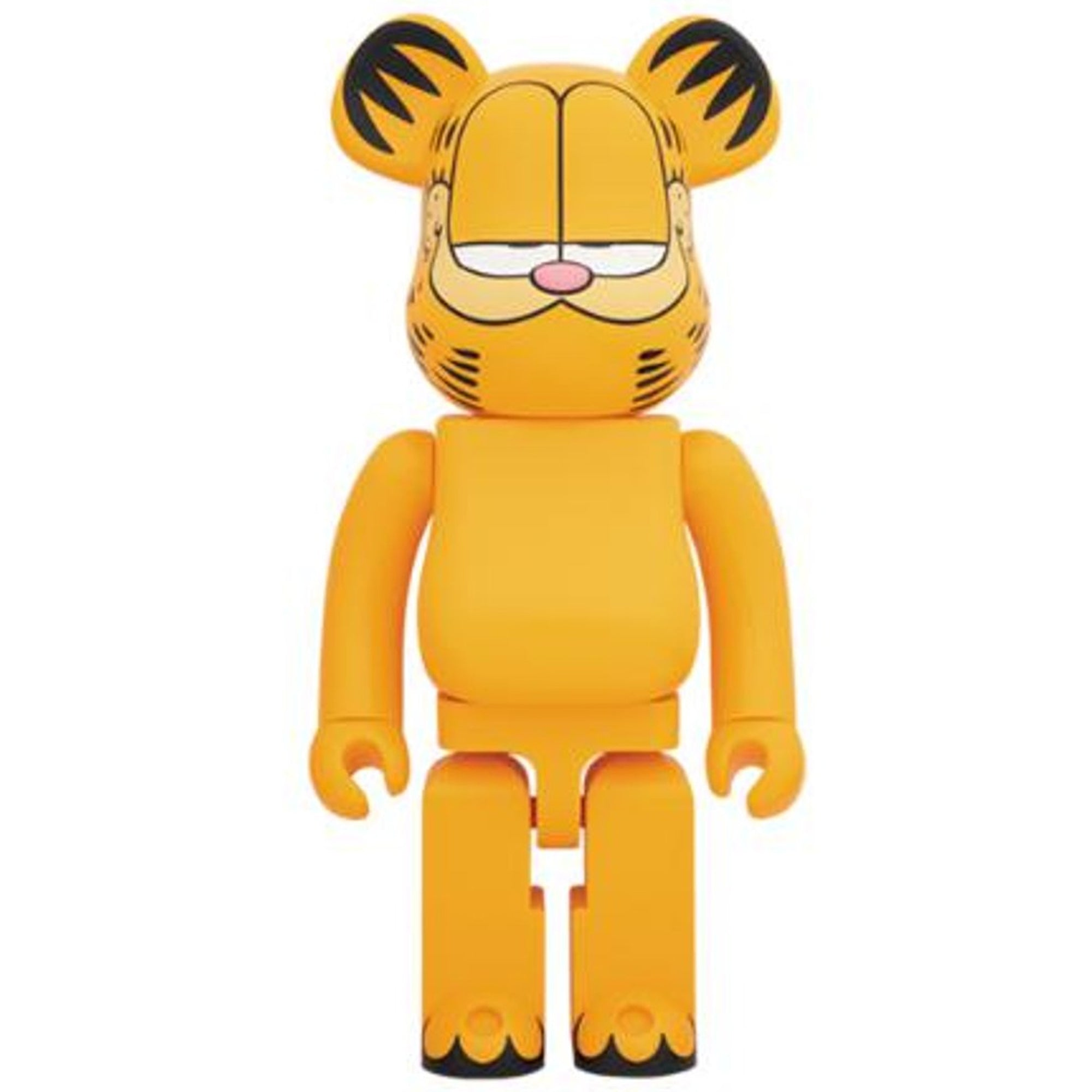 Garfield 1000% Bearbrick by Medicom Toy
