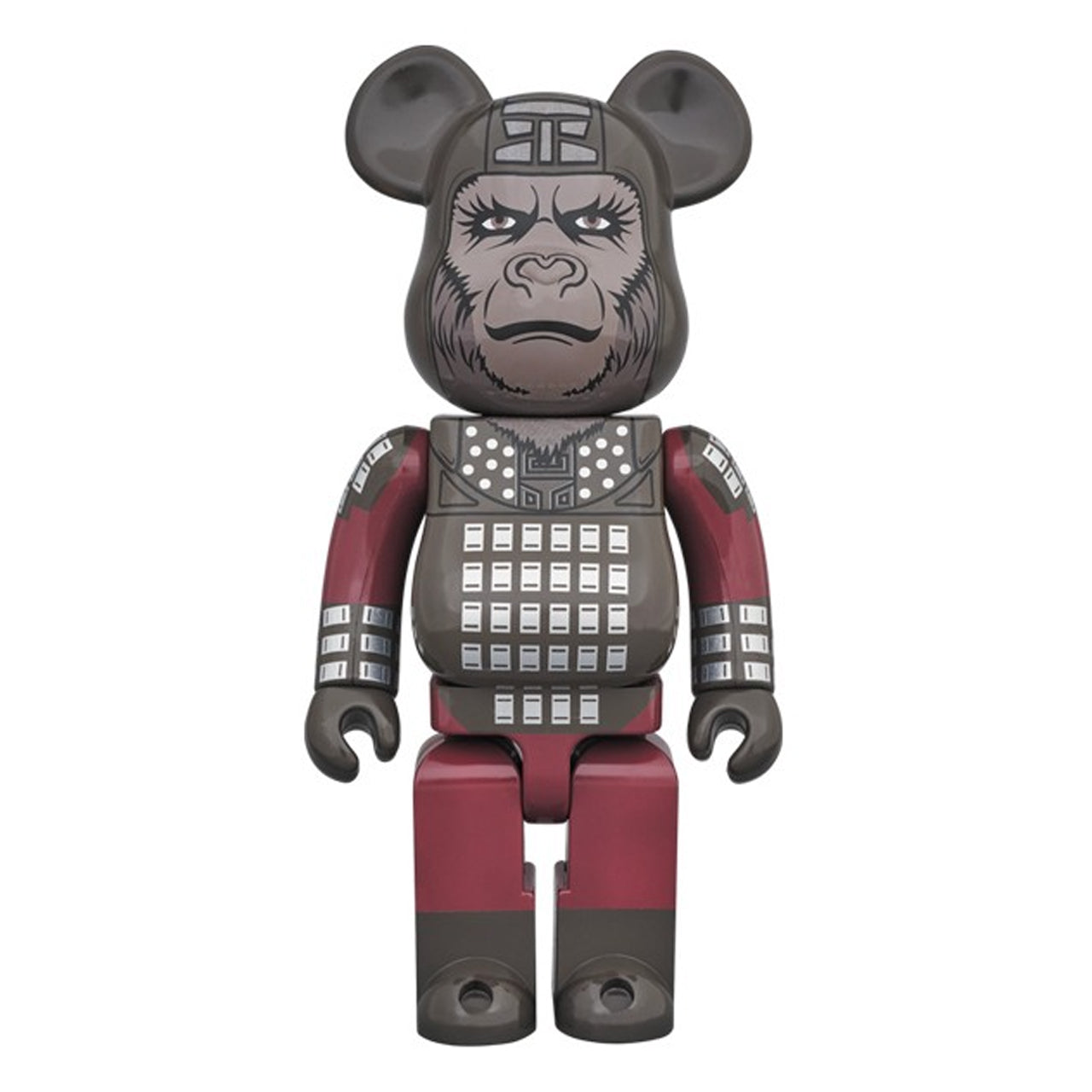 Beneath The Planet Of The Apes General Ursus 400% BEARBRICK by Medicom Toy