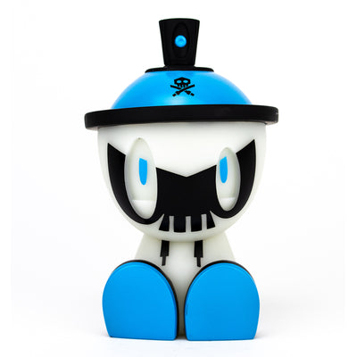 Ghost Mode GID Lil Qwiky Canbot by Quiccs x Czee13