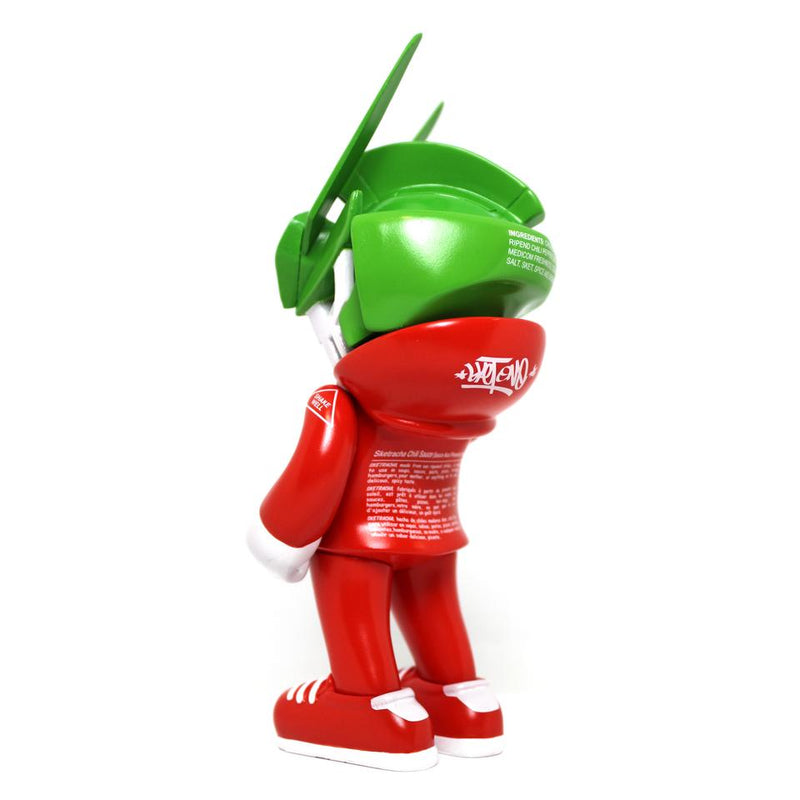 Sketracha63 Teq63 by Sket One x Quiccs x Martian Toys