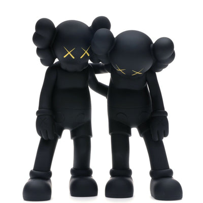 Along The Way open edition Black by Kaws x Medicom Toy