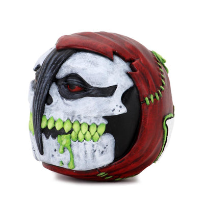 "MISFITS ""THE FIEND"" MADBALLS FOAM HORRORBALLS BY KIDROBOT"