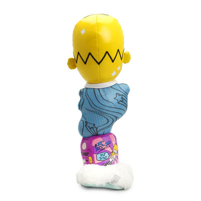 THE SIMPSONS MR. SPARKLE 11-INCH PLUSH BY KIDROBOT