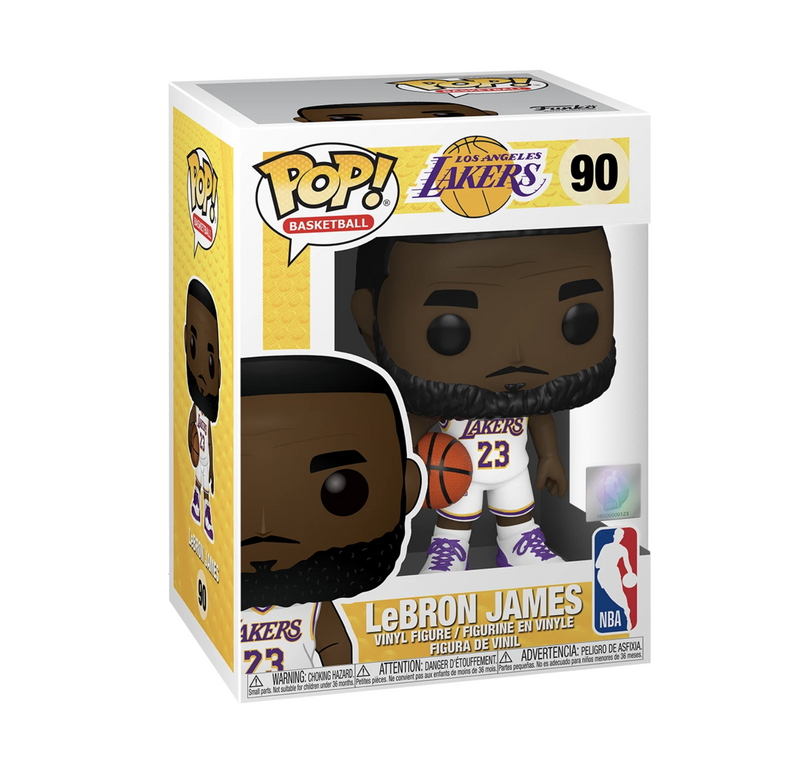 Lebron James Funko POP #90