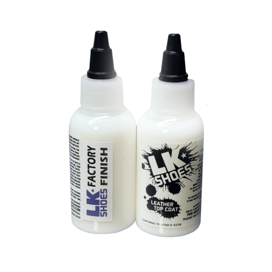 Factory Finish Leather Sealer By Liquid Kicks Shoes