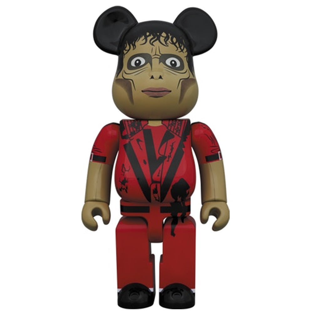 Michael Jackson Thriller Zombie 1000% Bearbrick by Medicom Toy